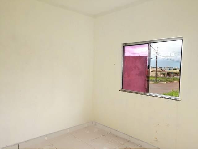 Casa Semi Acabada 02 quartos na Nascente do Segredo - Esquina - (67) 99292-9002