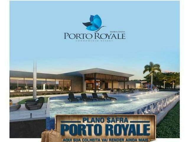 lotes a prazo Porto Royale  cidade de Sidrolandia