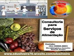 CONSULTORIA E TREINAMENTO PARA SERVIÇOS DE ALIMENTAÇÃO - CAMPO GRANDE