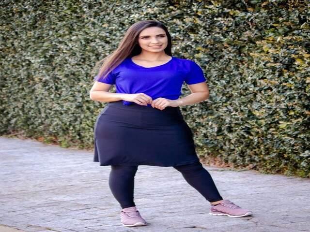 Roupa Fitness Moda Evangélica