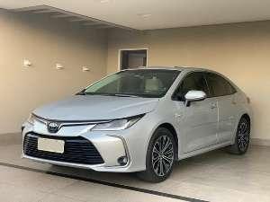Corolla Altis Premium Hybrid 1.8 16v 19/20