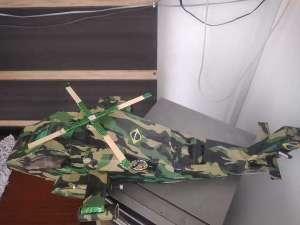 Mini Helcóptero articulado