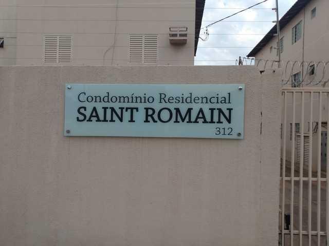 Vendo apto Residencial Saint Romam
