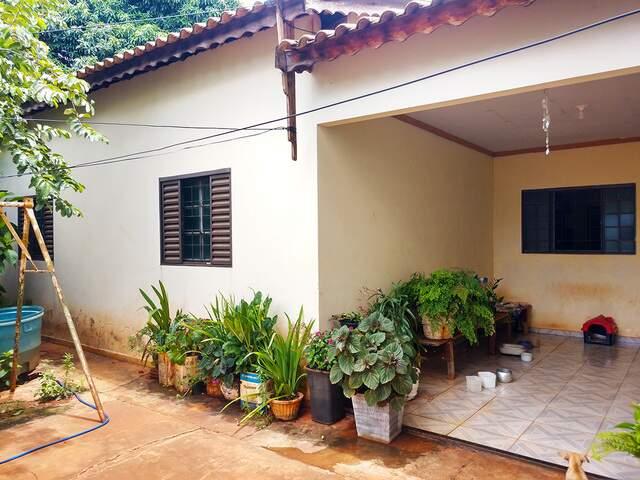 Casa - São Jorge da Lagoa - terreno 480 m² - 67 99292-9002