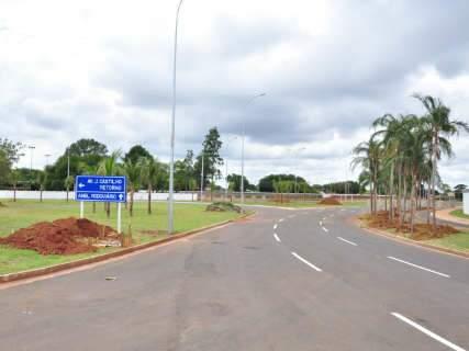 Nova avenida receberá o nome do ex-prefeito Lúdio Martins Coelho