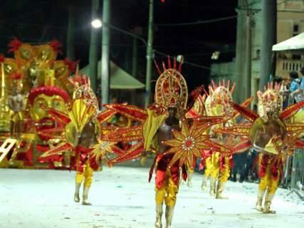 Escolas de samba de Corumbá fazem ensaio geral no domingo