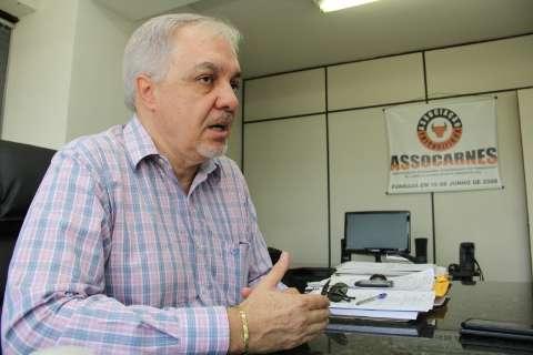 Falta de boi para abate pode fechar mais dois frigoríficos no Estado