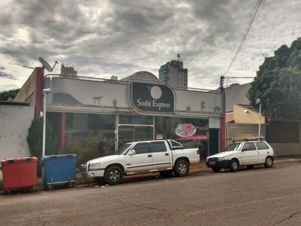 Além do restaurante da Rio Grande do Sul o empresário era dono de outro ponto na Marechal Rondon. (Foto: Amanda Bogo)