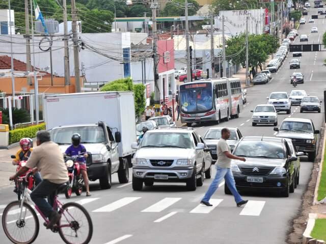 Ciptran acredita que campanhas educativas colaboraram para diminuição de acidentes. (Foto: João Garrigó)