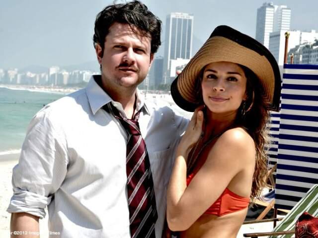 Selton Mello vive corretor falido e Grazi quer ser atriz. (Foto: Divulgação)