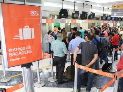 Cobrança de bagagem deve reduzir preço da passagem aérea