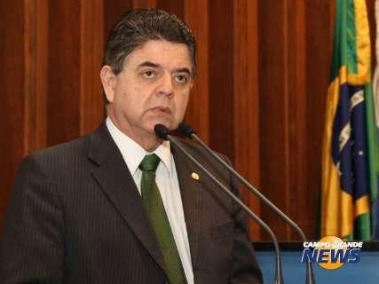 """Monteiro diz que Azambuja tem mais """"bagagem"""" que Simone em disputa ao senado"""