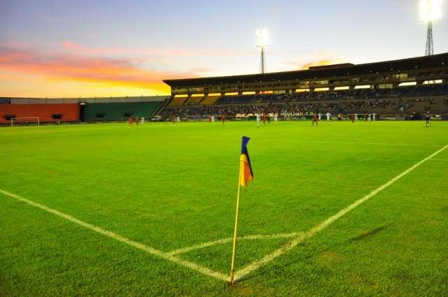 Estádio Douradão já foi templo do futebol de Mato Grosso do Sul