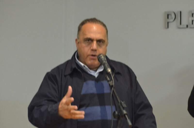 Jamal declarou que é preciso um entendimento para que a população não fique prejudicada. (Foto: Vanessa Tamires)