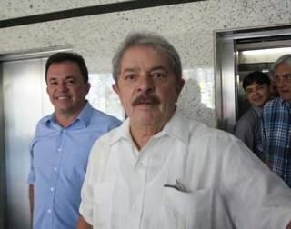 Deputados dizem que Lula não vetou alianças, mas pediu cautela nas decisões (Foto: Marcos Ermínio)