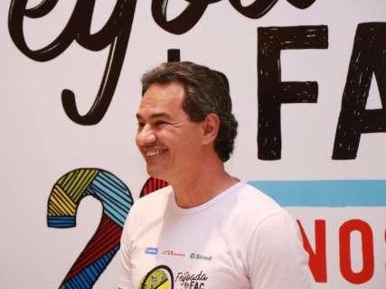Repasse de obra da Ernesto Geisel deve ser regularizado em junho, diz Marquinhos