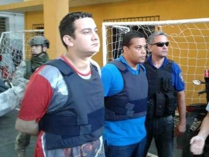 Expulsos do Paraguai, brasileiros são levados para presídios do Sul