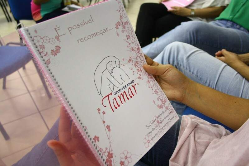 Projeto orienta vítimas de violência a como recomeçar. (Foto: Marcos Ermínio)