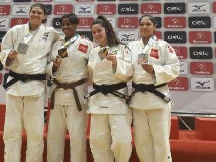 Atletas de MS faturam 2 medalhas de bronze e 1 prata no Brasileiro Interclubes