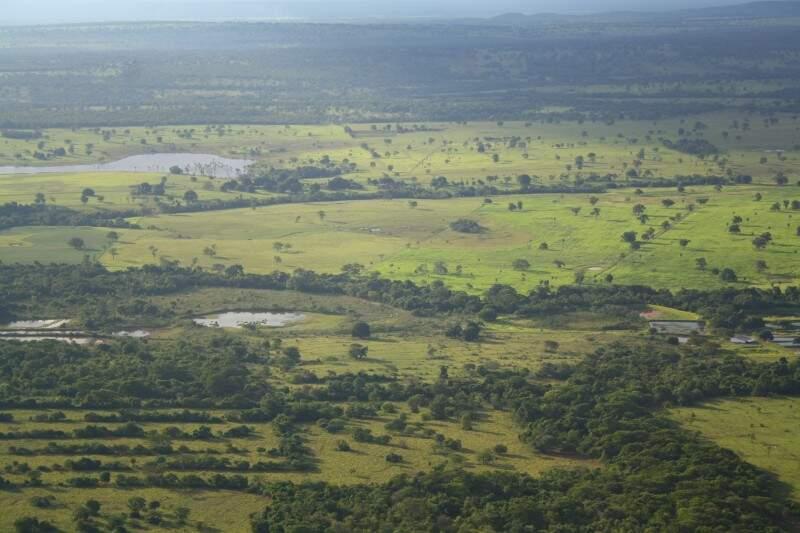 Cadastro Ambiental Rural deve ser realizado por proprietários até maio de 2015 (Foto: Marcos Ermínio)