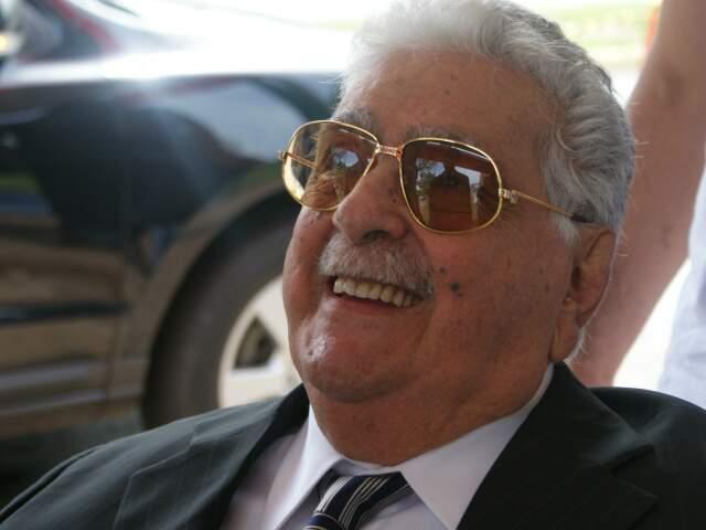 Neste ano, a associação prestará homenagem ao ex-governador Pedro Pedrossian. (Foto/Arquivo)
