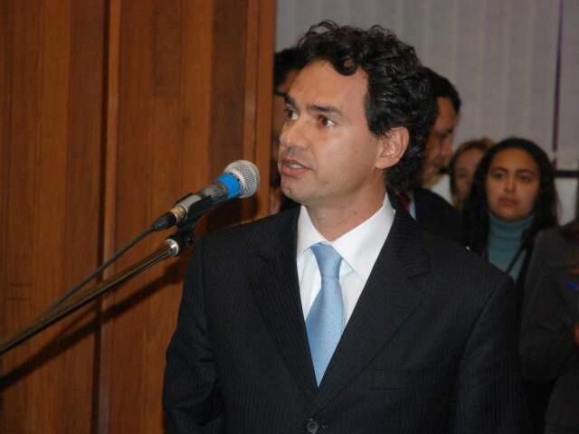 Marquinhos promete interpelar Esacheu judicialmente. (Foto: Marcelo Victor/Arquivo)