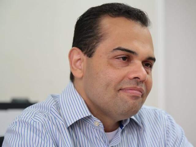 Secretário de saúde, Marcelo Vilela. (Foto: Fernando Antunes/Arquivo)