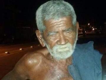 Antônio afirma que está há trinta anos no Piauí e não consegue voltar para Campo Grande (Foto: Edenilton Pacheco)