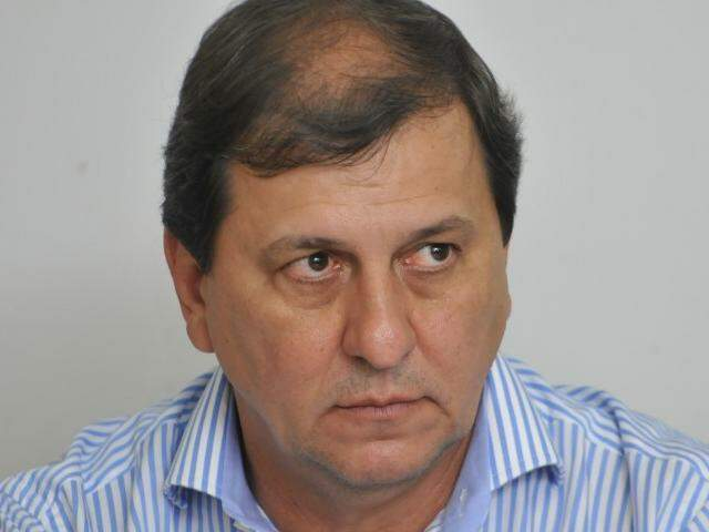 Secretário de Governo, Sérgio de Paula, confirma medidas austeras para reverter deficit. (Foto: Arquivo)