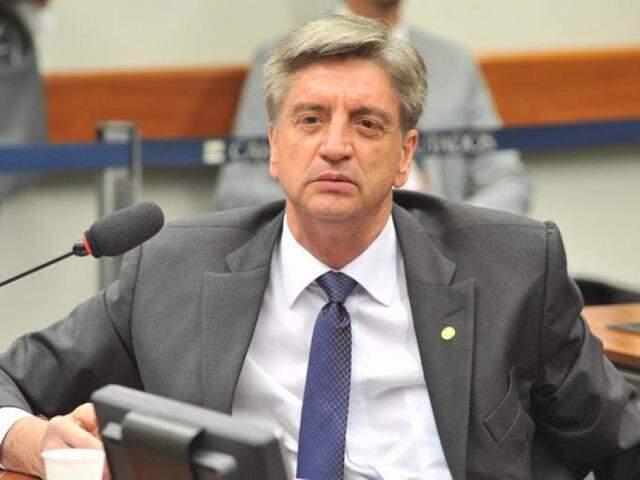 Deputado Dagoberto Nogueira (PDT) apresentou projeto na Câmara Federal (Foto: Agência Câmara)