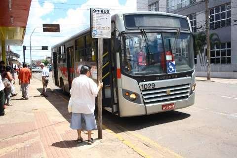 Nova tarifa de ônibus de R$ 2,70 passa a valer hoje em Campo Grande
