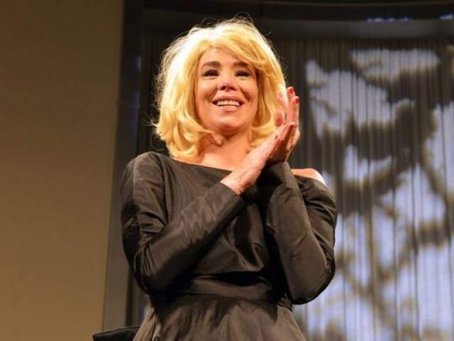Danielle Winits estreia dia 28 em Campo Grande como Marilyn Monroe