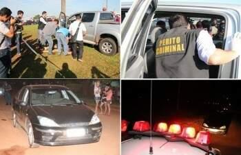 Polícia já contabiliza 6 mortes desde o início do mês. Foto: Luiz Carlos/Repórter MS