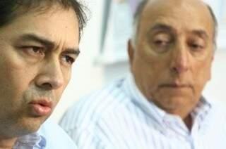 Bernal atribuiu a articulação política do seu governo ao  secretário Pedro Chaves