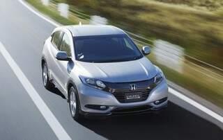 Honda apresenta o jipinho urbano Vezel