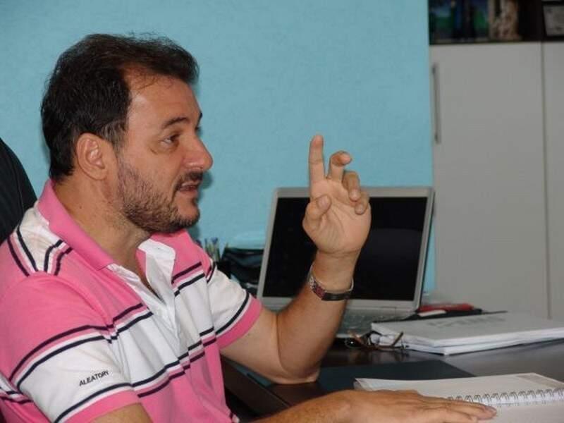 """"""" Nesse modelo, o prefeito tem que ser exemplo em tudo"""", diz Waldeli sobre gestão. (Foto: Arquivo)"""