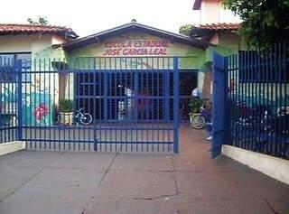 Local de prova do Enem foi alterado da UEMS e agora será realizada na escola estadual José Garcia Leal. (Foto: Divulgação)
