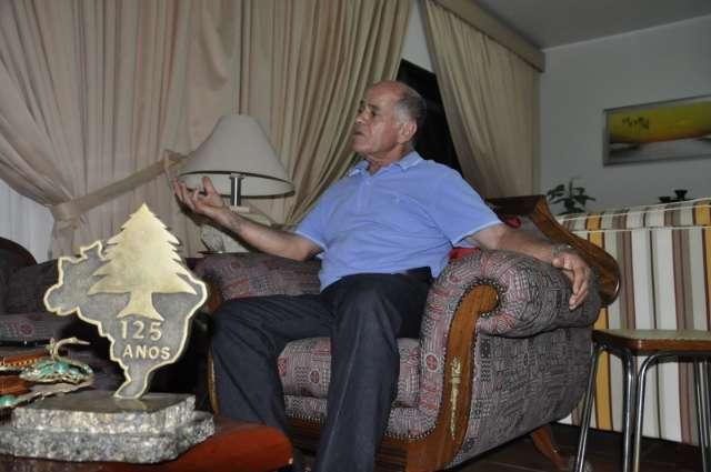 Libaneses e palestinos dividiram coração comercial da Capital
