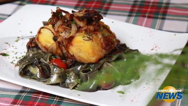 Em clima de ano novo, bacalhau confitado é prato fácil e elegante