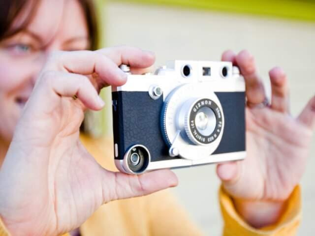 Acessório transforma iPhone em super máquina fotográfica e com lente panorâmica