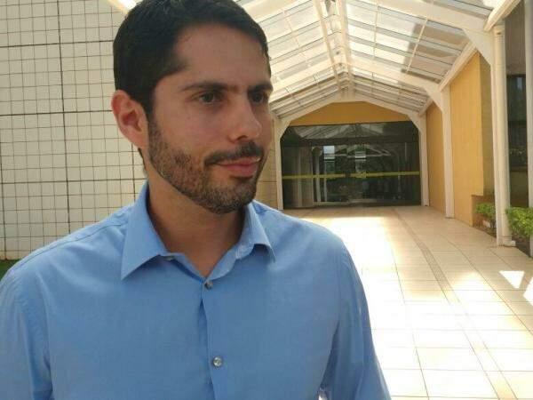 Promotor Marcos Alex Vera cuida de investigação sobre Omep e Seleta. (Foto: Richelieu de Carlo)