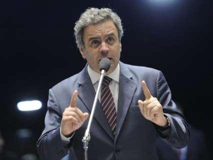 Comissão de Ética do Senado arquiva pedido de cassação de Aécio Neves