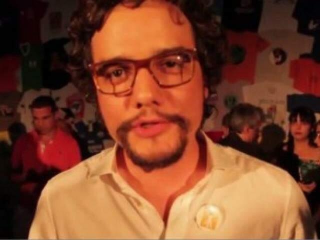 Wagner Moura é um dos apoiadores na luta guarani kaiowá.