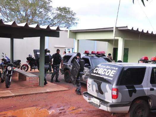 Maior unidade educacional de internação de Campo Grande teve rebeliões em 2012 (Foto: Arquivo)