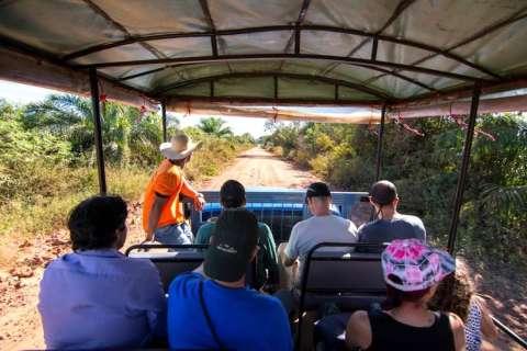 Movimentação turística gera receita de mais de R$ 104 milhões em 7 meses