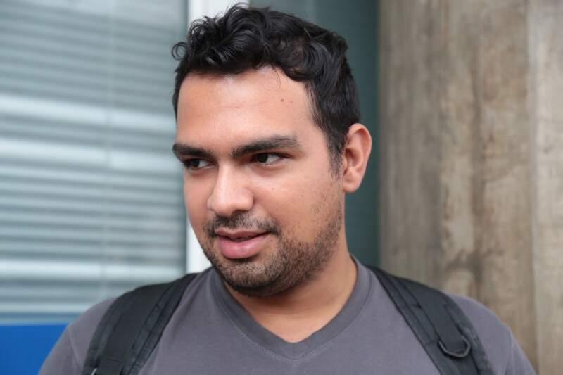 Luciel Machado aprovou a medida de liberação do fundo, pois alega que era um dinheiro sem uso. (Foto: Fernando Antunes)