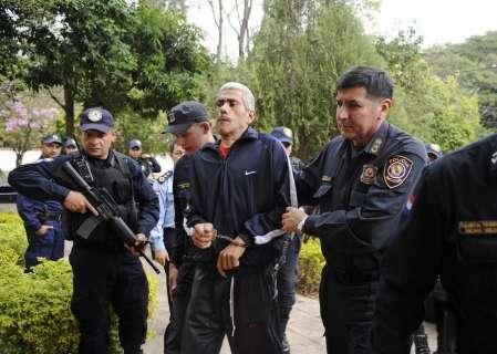 Superlotado, presídio paraguaio rejeita receber suspeito de matar Rafaat
