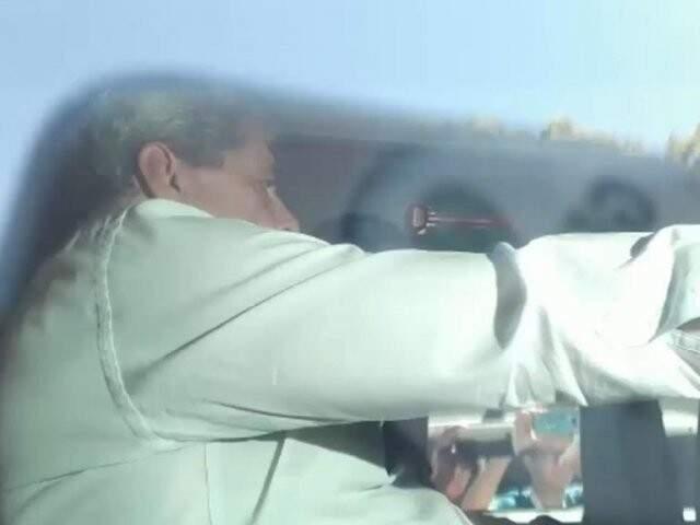 Puccinelli está preso desde 20 de julho por determinação da 3ª Vara Federal de Campo Grande. (Foto: Arquivo)