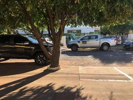 Operação do Gaeco contra corrupção e tráfico prende mais dois policiais civis