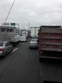 Restrição para caminhões na cidade das Olimpíadas atrasa entregas de MS